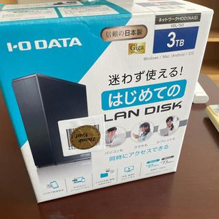 IODATA - I・O DATA HDL-TA3 LAN DISK ネットワークHDD NAS