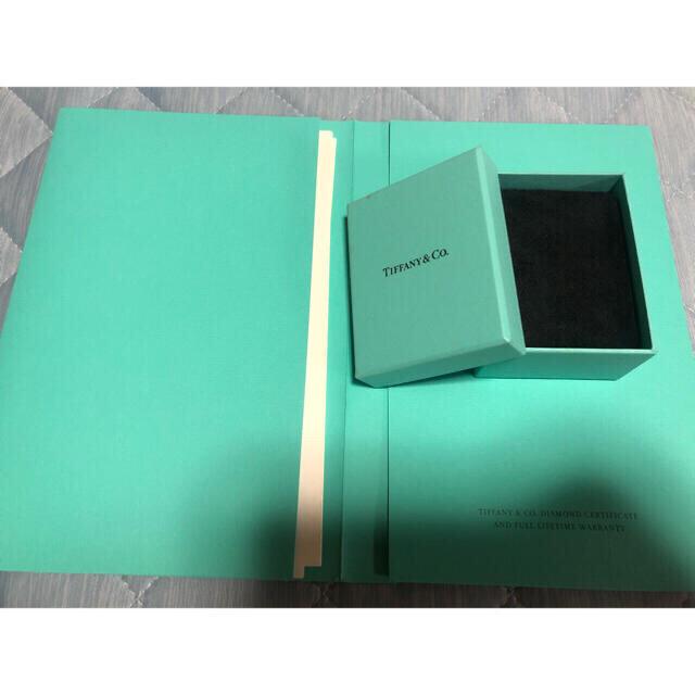 Tiffany & Co.(ティファニー)のティファニー バイザヤード ネックレス  ダイアモンド鑑定書付き レディースのアクセサリー(ネックレス)の商品写真