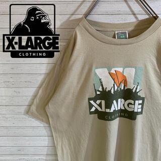 エクストララージ(XLARGE)の【X-LARGE】エクストララージ 希少デザイン デカロゴ Tシャツ(Tシャツ/カットソー(半袖/袖なし))
