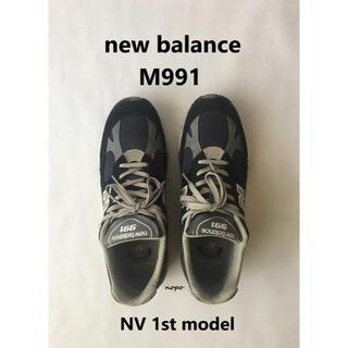 New Balance - new balance ニューバランス m991 NV 28.5
