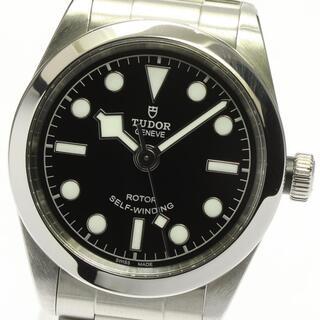 チュードル(Tudor)の☆良品 チュードル ヘリテージ ブラックベイ 32 ボーイズ 【中古】(腕時計(アナログ))