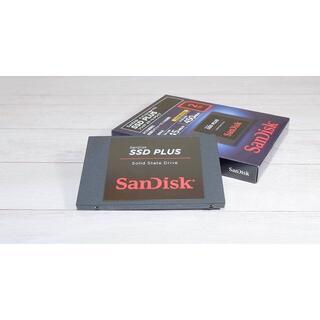 21日稼働のみ 2TB SSD PLUS SDSSDA-2T00-J26