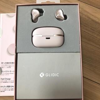 ソフトバンク(Softbank)のGLIDiC Sound Air TW-6000ワイヤレスイヤホン(ヘッドフォン/イヤフォン)