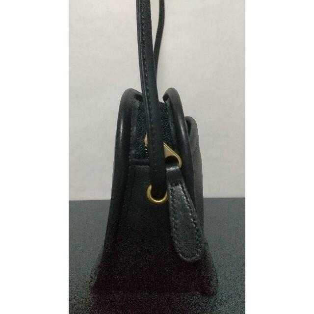 COACH(コーチ)の【稀少・新品未使用・美品】COACH オールドコーチ(本革)ミニショルダーバッグ レディースのバッグ(ショルダーバッグ)の商品写真