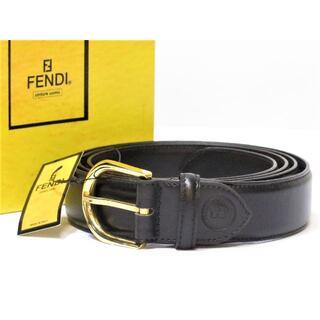 フェンディ(FENDI)のフェンディ ベルト 未使用 110/125 イタリア製 FENDI(ベルト)