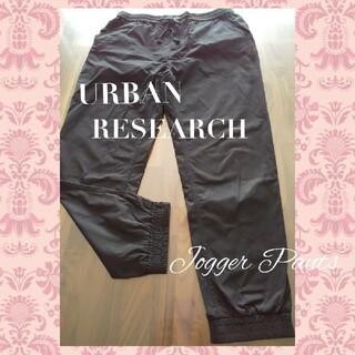 URBAN RESEARCH - 楽チンウエストゴムURBANRESEARCHお洒落な裾ゴム好きな位置で長さを調整