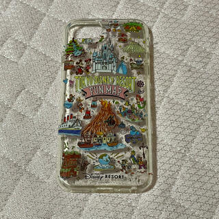 Disney - iPhone8ケース
