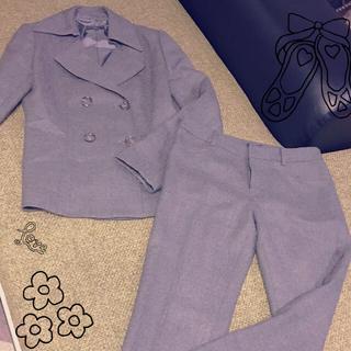 ヨンドシー(4℃)の美品‼️4℃ パンツスーツ(スーツ)