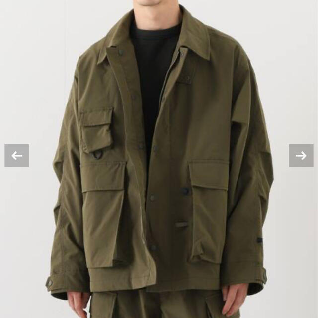 DAIWA(ダイワ)のL'ECHOPPE DAIWA PIER39 ダイワ ピア39別注 JKT   メンズのジャケット/アウター(ミリタリージャケット)の商品写真