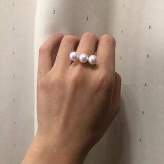 淡水パール 真珠 指輪 リング