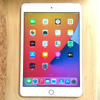 iPad mini4 Cellular 128GB バッテリー良好 完動品