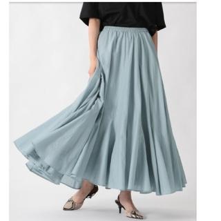 マリハ 月影のスカート フレアースカート