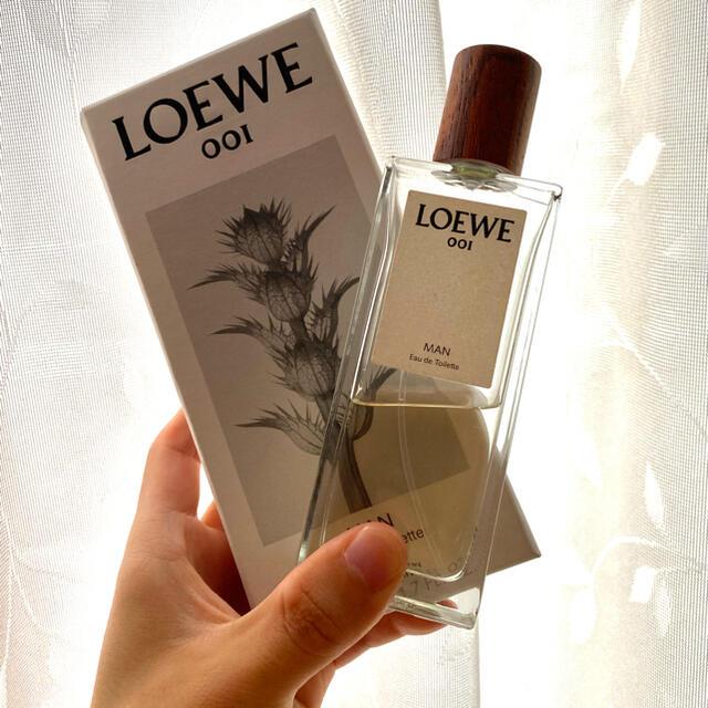 LOEWE(ロエベ)のLOEWE 001 MAN eau de toillette 50ml【ロエベ】 コスメ/美容の香水(ユニセックス)の商品写真