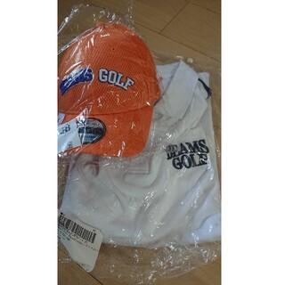 BEAMS - Beams Golf ビームスゴルフ ポロシャツ・キャップセット
