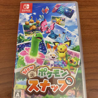 ニンテンドースイッチ(Nintendo Switch)のNew ポケモンスナップ Switch(家庭用ゲームソフト)