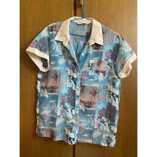 アールエヌエー(RNA)のRNA 透けシャツ(シャツ/ブラウス(半袖/袖なし))