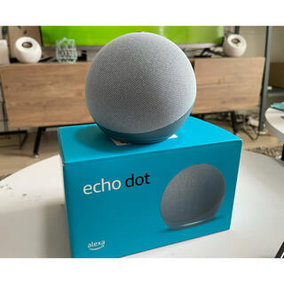 Amazon Echo Dot 第4世代 トワイライトブルー(スピーカー)