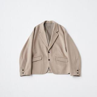 SUNSEA - [Ryo Takashima] Short beaver Over Jacket