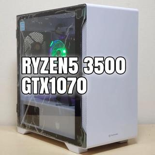 RYZEN5 3500 GTX1070