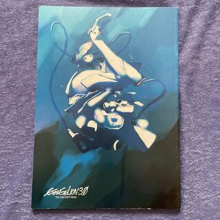 カラー(Color)のエヴァQ パンフレット(印刷物)