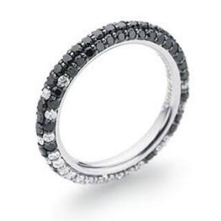 ポンテヴェキオ(PonteVecchio)のポンテヴェキオ エテルニーナ K18WG ダイヤモンドリング(リング(指輪))