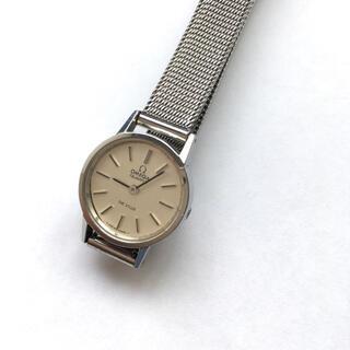オメガ(OMEGA)の稼働 オメガ DE VILLE デヴィル クォーツ ステンレスバンド(腕時計)
