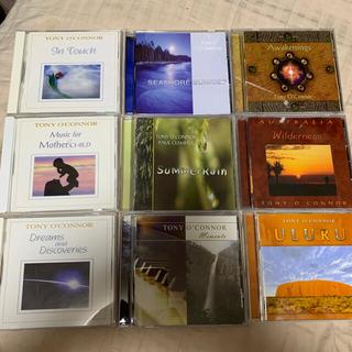 TONY O'CONNOR トニー•オコナー CD9枚セット(ヒーリング/ニューエイジ)