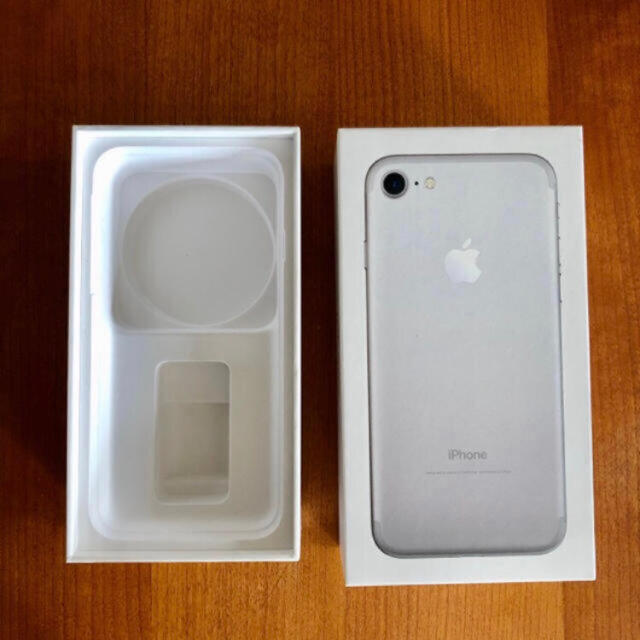 iPhone(アイフォーン)のiPhone7  スマホ空箱 スマホ/家電/カメラのスマホアクセサリー(iPhoneケース)の商品写真