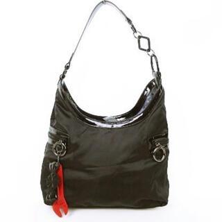 LeSportsac - レスポートサック エナメル ハンドバッグ