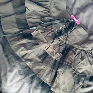 アンクルージュ(Ank Rouge)のアミリージュ Amiilige チュールスカート(ひざ丈スカート)