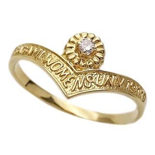 MIKIMOTO - ミキモト 指輪 リング ダイヤモンド  K18 750 約12.5号