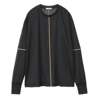 STUDIOUS - CLANE クラネ SHEER SOLID L/S TOPS