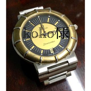 オメガ(OMEGA)のオメガ シーマスター(ダイナミック)(腕時計(アナログ))