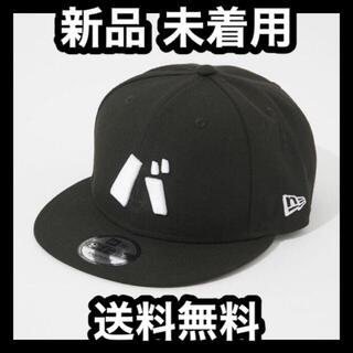 NEW ERA - バ 9FIFTY CAP(BLK)