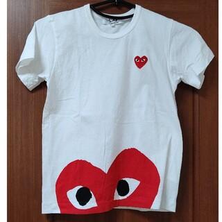 コムデギャルソン(COMME des GARCONS)の夏のSale❗コムデギャルソン PLAY レッドハートTシャツ(Tシャツ(半袖/袖なし))