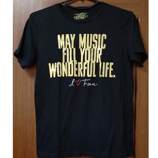レア❗安室奈美恵 ファイナルスペース ロゴ&サイン入りTシャツおまけ付き❗(Tシャツ(半袖/袖なし))