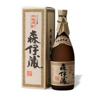 【okazu様】幻の焼酎「森伊蔵」720ml JAL 2021年 7月購入品(焼酎)