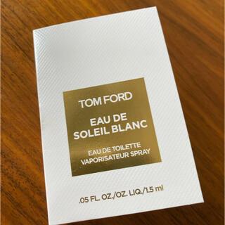 TOM FORD - Tom Ford Eau de Soleil Blanc 香水スプレー 新品!