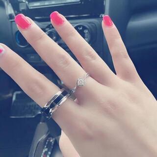 ザラ(ZARA)のセラミックス リング(リング(指輪))