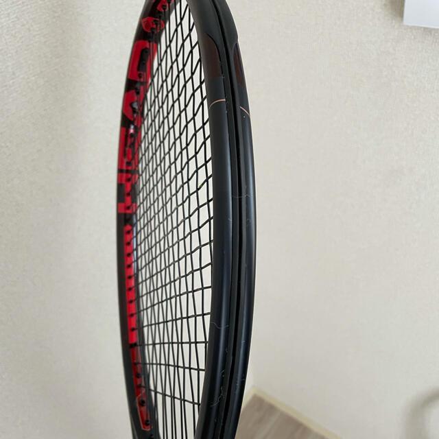 HEAD(ヘッド)のHEAD GRAPHENE TOUCH PRESTIGE MID プレステージ スポーツ/アウトドアのテニス(ラケット)の商品写真