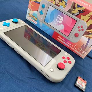 Nintendo Switch - Switch Lite +桃太郎電鉄