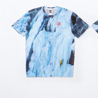 Supreme - #075 TNF supreme Tシャツ