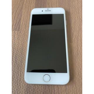 iPhone - iPhone 8 シルバー 64GB SIMフリー