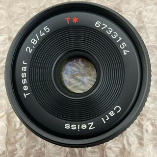 Carl Zeiss Tessar 45mm F2.8T* MMJ 単焦点レンズ
