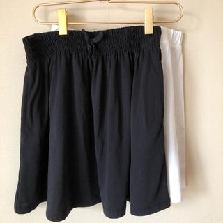 ユニクロ(UNIQLO)のユニクロ キッズ ブラック(スカート)