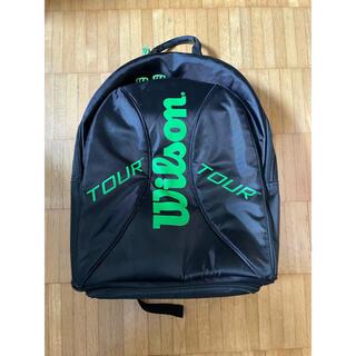 wilson - テニスバッグ