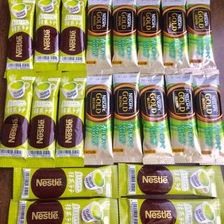 Nestle - 【在庫ラスト★あと1名様限り】ネスカフェ スティックセット