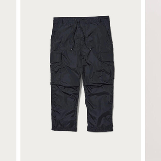 BEAUTY&YOUTH UNITED ARROWS - H OLMTX CRUNCHY CARGO PANTS カーゴパンツ