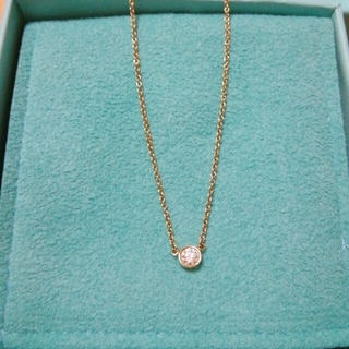 Tiffany & Co. - バイザヤードTIFFANY&Co.ダイヤモンド ネックレス ティファニー