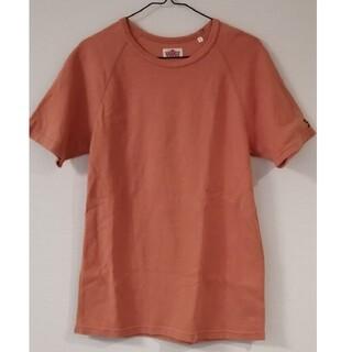 ハリウッドランチマーケット(HOLLYWOOD RANCH MARKET)のハリラン ストレッチフライス オレンジ(Tシャツ/カットソー(半袖/袖なし))